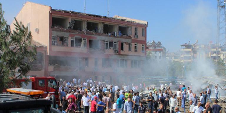 PKK claimt aanslag Elazig