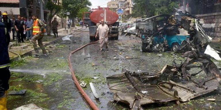 Hevige gevechten bij Aleppo