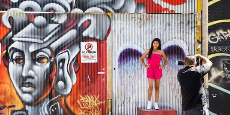 Groot street art festival naar Rotterdam