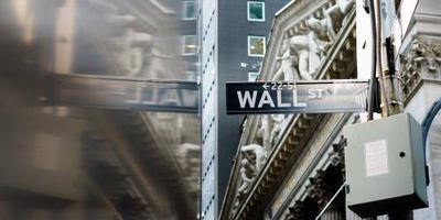 Wall Street sluit flink in het rood