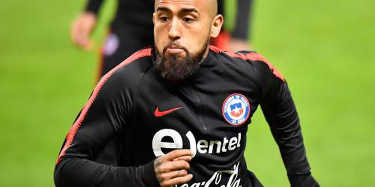 FC Barcelona meldt komst van Vidal
