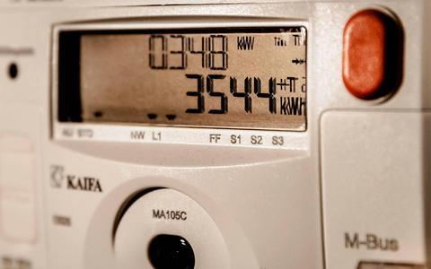 Energierekening pakt bij variabel contract iets voordeliger uit.