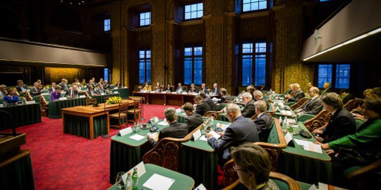 Senaat voor onderzoek parlementair stelsel