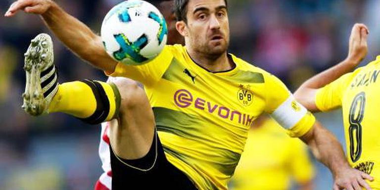 Arsenal haalt Griek Papastathopoulos