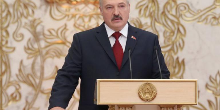 Loekasjenko van sanctielijst EU af