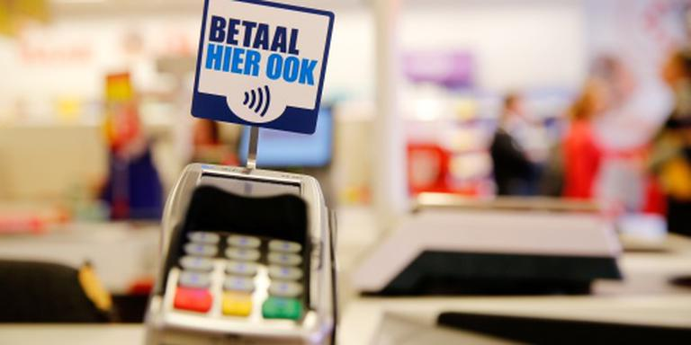 Ook ABN geeft winkeliers eerder pin-geld