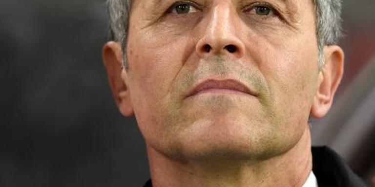 Koller nieuwe trainer FC Basel