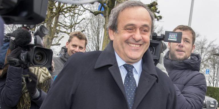 UEFA hoopt op Platini bij EK-finale