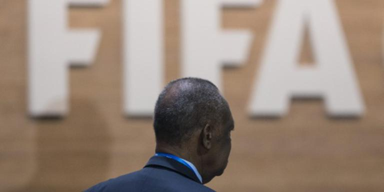 Hayatou opent FIFA-congres