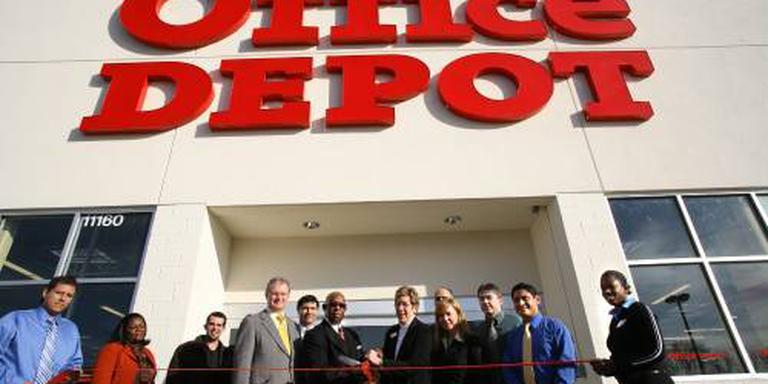 Office Depot haalt meer omzet uit diensten