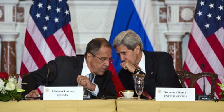 Rusland kondigt actie met VS in Aleppo aan