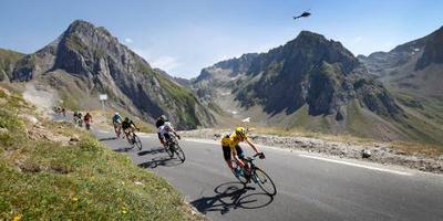 Tour 2020 met bergrit op tweede dag