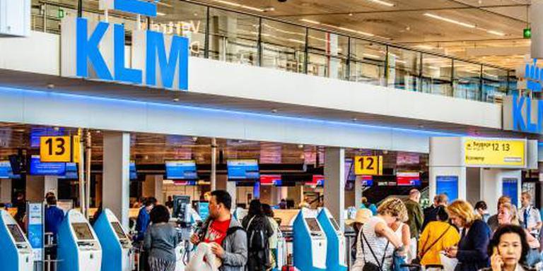 Air France-KLM uitblinker op beurs