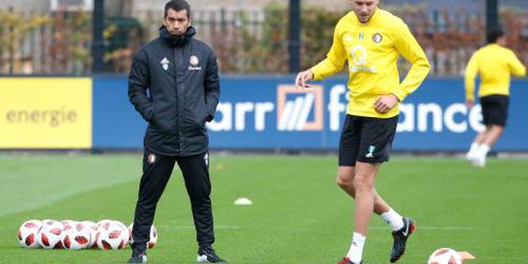 Geduldige Van Beek grijpt kans bij Feyenoord