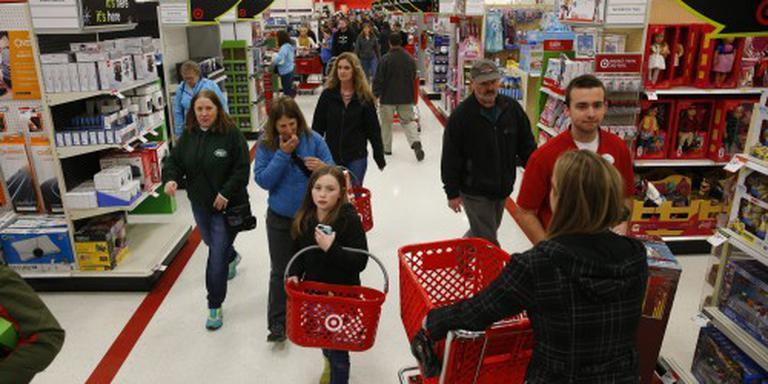 Consumentenvertrouwen VS iets gedaald