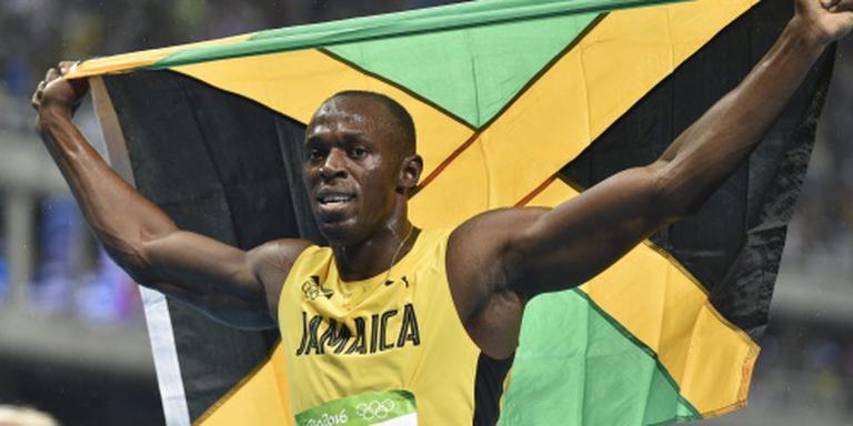 Bolt heeft unieke trilogie bijna binnen
