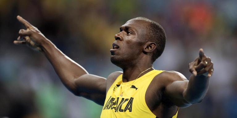 Bolt pakt ook goud op 200 meter, Martina 5e