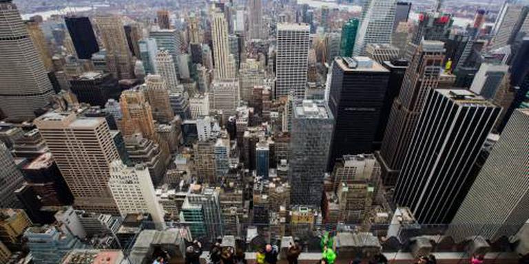 New York neemt kroon van Londen over