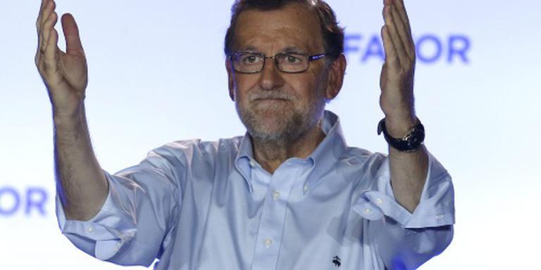 Spaanse premier kan regering al vergeten