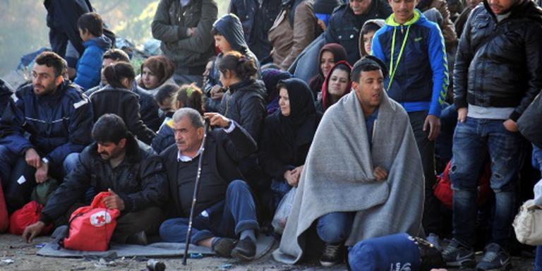 Dit jaar 1 miljoen vluchtelingen naar EU