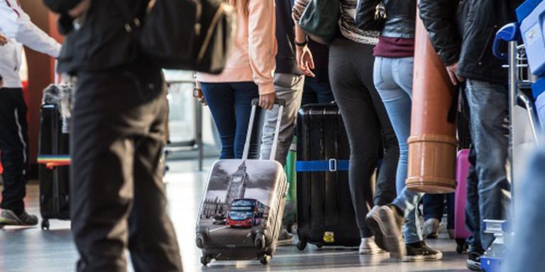 Chaos na alarm vliegveld Frankfurt