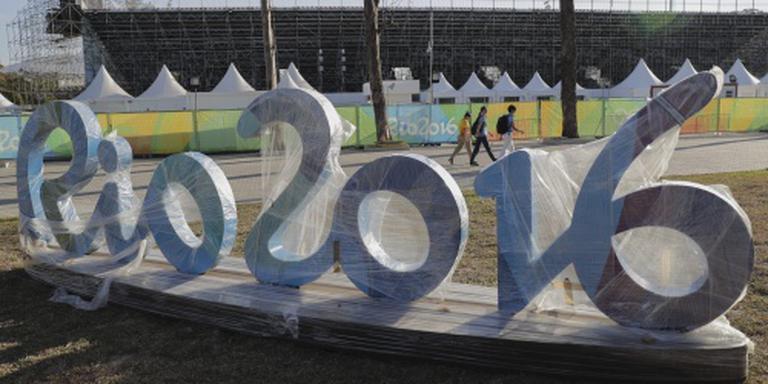 Spelen Rio gaan nu echt beginnen