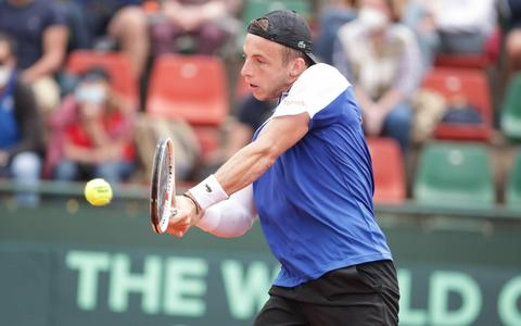 Tennisser Griekspoor opnieuw naar finale in Napels