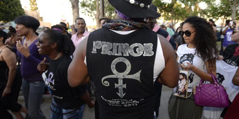 'Uitslag autopsie Prince kan nog weken duren'