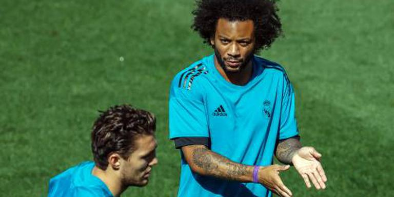 Marcelo verlengt contract bij Real Madrid
