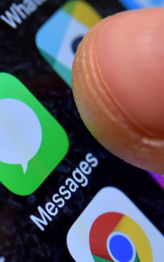 Apple dicht beveiligingslek in berichten-app
