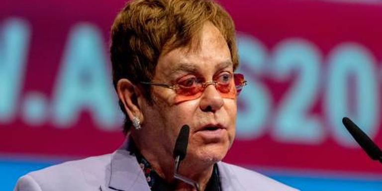 Elton John en Aidsfonds samen in strijd aids