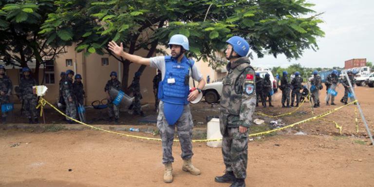 Zuid-Sudan toch tegen komst extra blauwhelmen