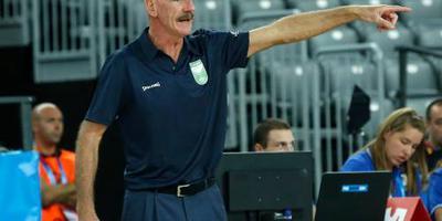 Basketballers thuis onderuit tegen Litouwen