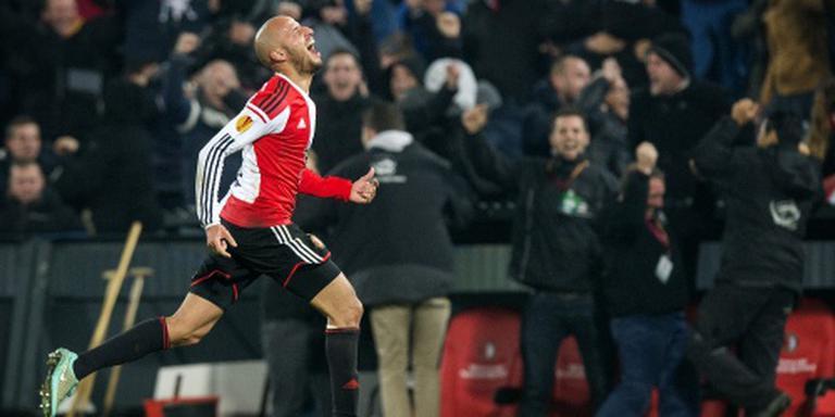 Feyenoord wint ook van Heracles
