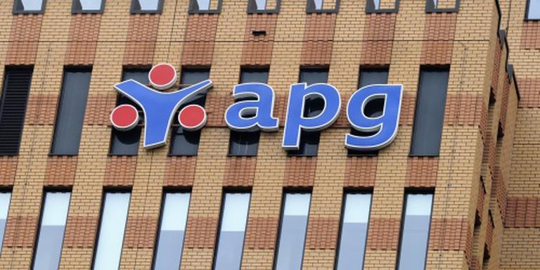 Pensioenbelegger APG sluit deal in China