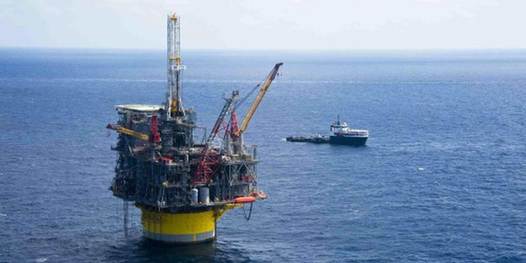 Weer staking op platformen Shell in Noordzee
