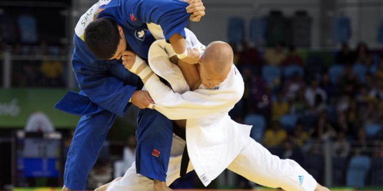 Judoka Grol bij laatste zestien in Rio