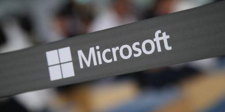 'Microsoft stort zich op kassaloos winkelen'