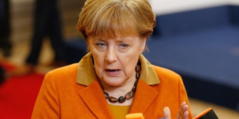 'Merkel gooit Europese waarden te grabbel'