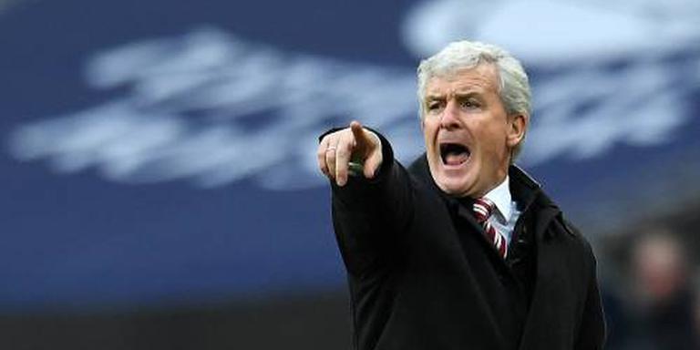 Hughes nieuwe coach Southampton