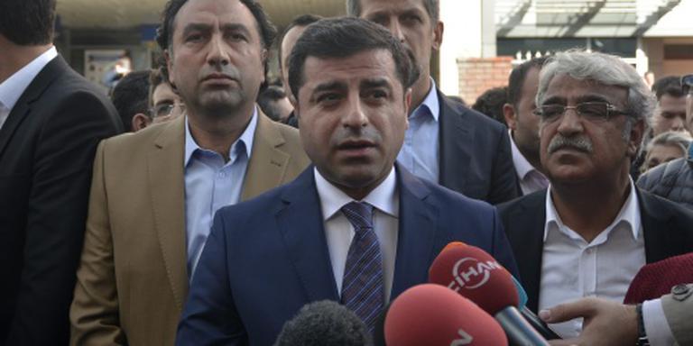 Razzia bij pro-Koerdische partij in Istanbul