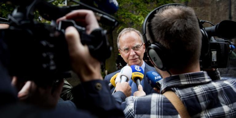 Kamp: aandeelhouders gaan over Post NL