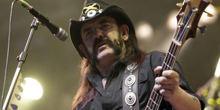 Ian 'Lemmy' Kilmister (1945-2015). FOTO EPA