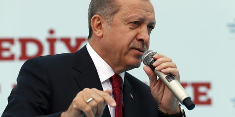 Rechtersunie beschuldigt Erdogan