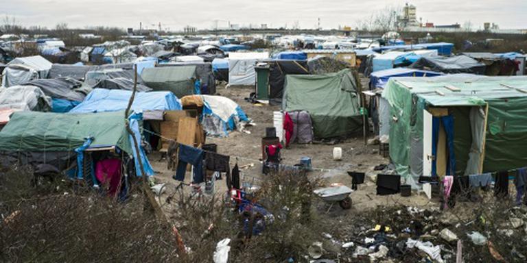 'Jongens verkracht in migrantenkamp Calais'