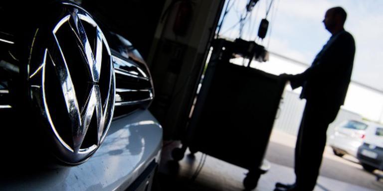 'Volkswagen reorganiseert onderdelenproductie'