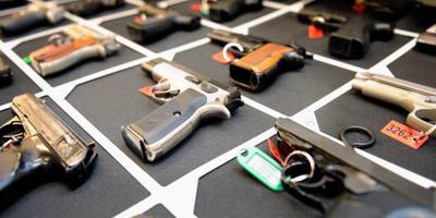 Duizenden wapens in Belgische smeltovens