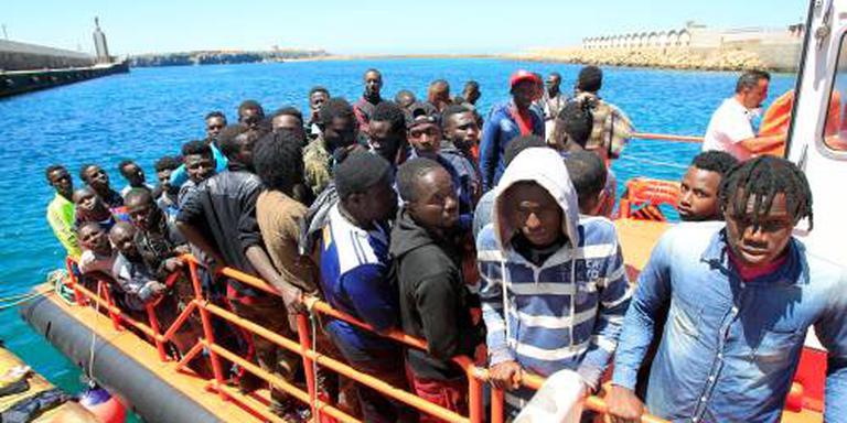 Spanje krijgt EU-steun voor opvang migranten