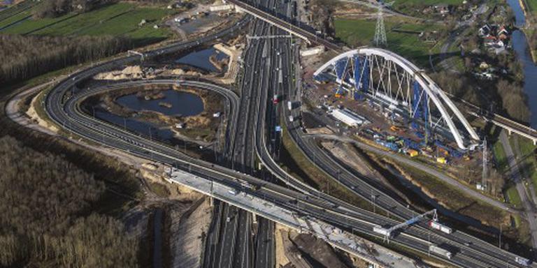 Verplaatsing spoorbrug is grote operatie