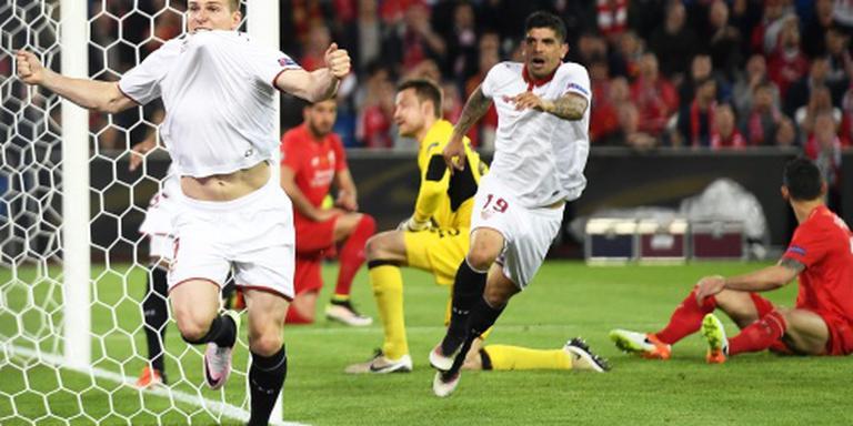 Sevilla wint opnieuw de Europa League
